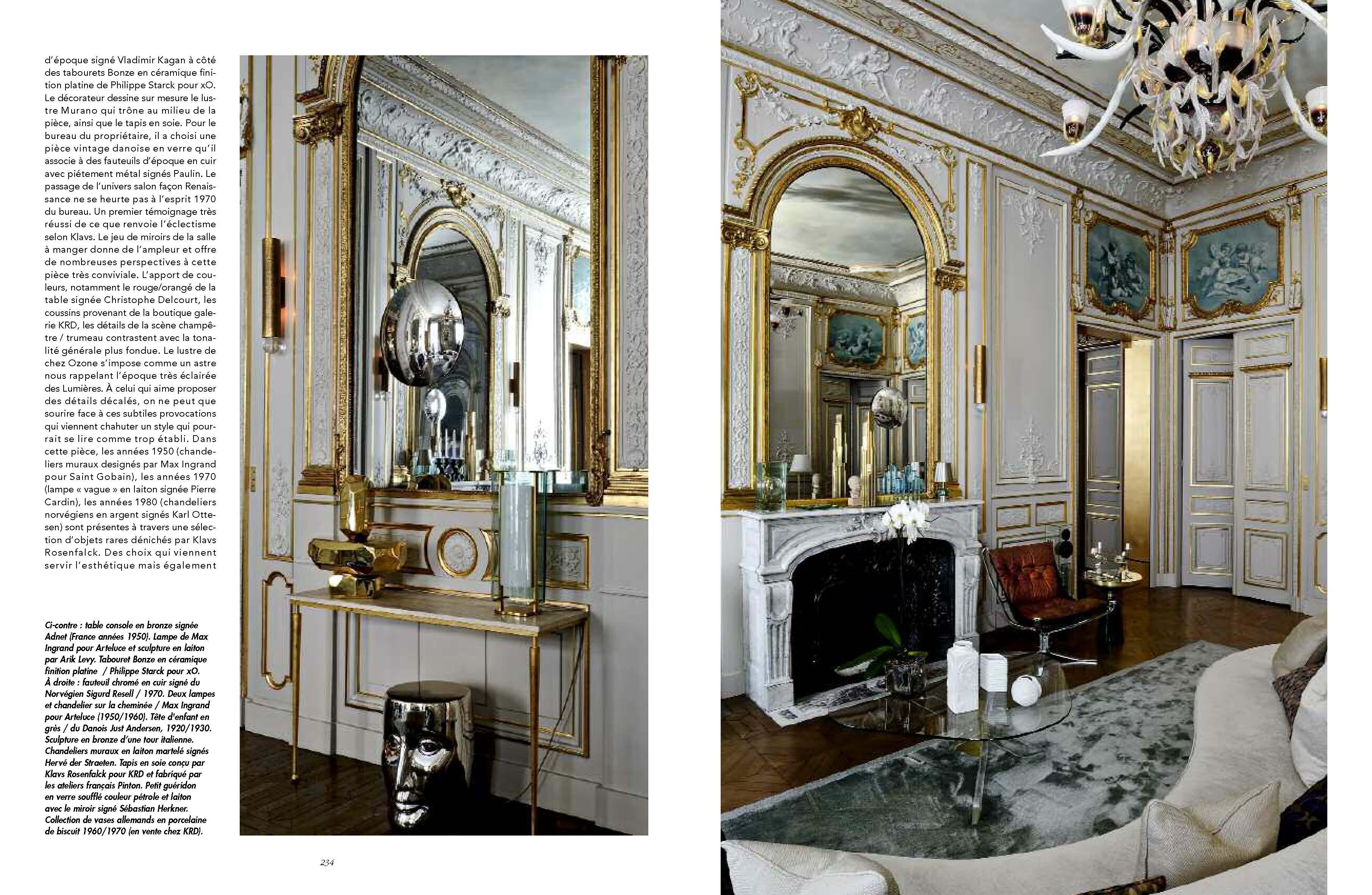 Esth tique clectique par klavs rosenfalck les plus - Les plus beaux interieurs ...
