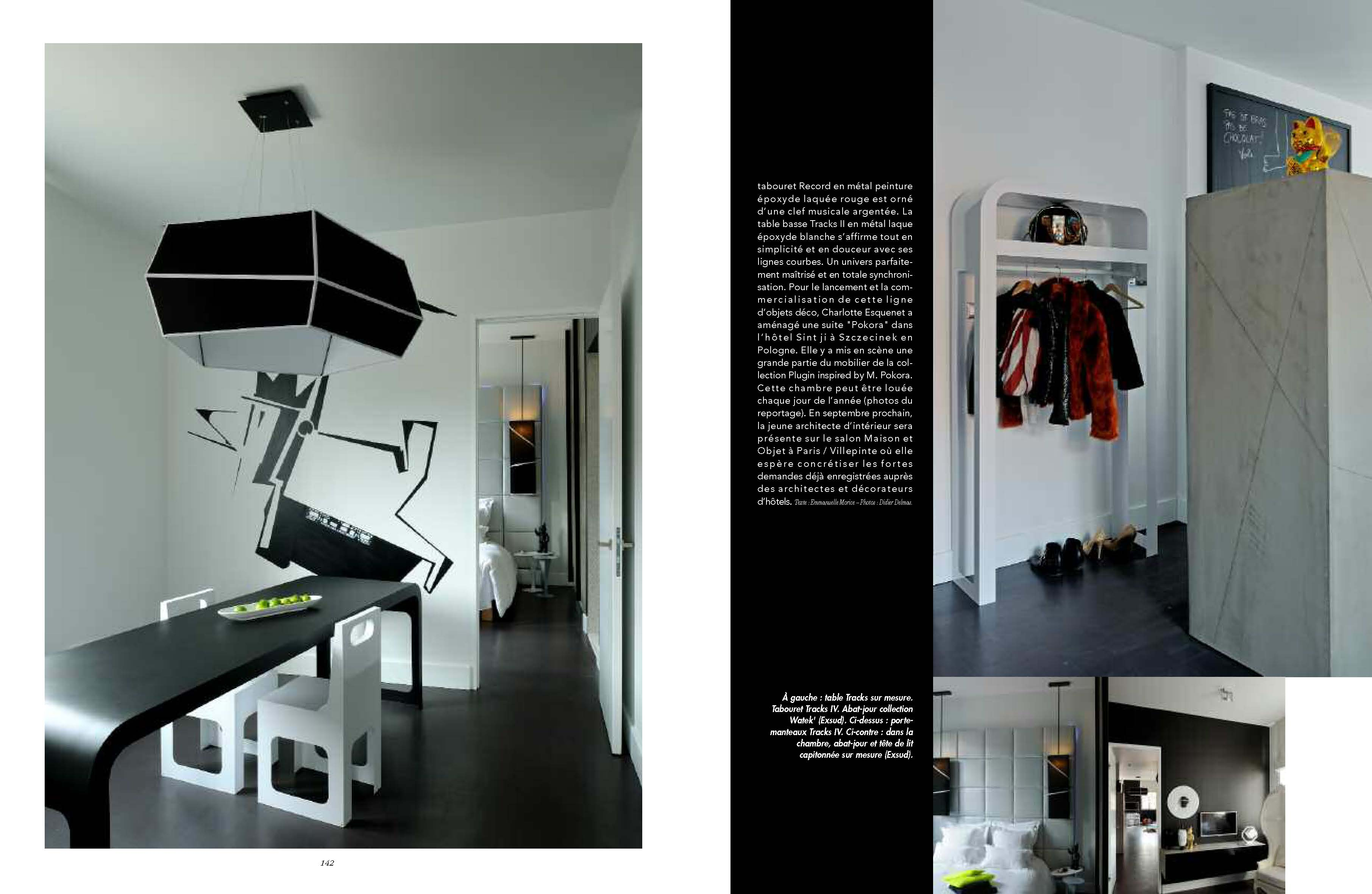 plugin inspired by m pokora les plus beaux int rieurs emmanuelle morice. Black Bedroom Furniture Sets. Home Design Ideas