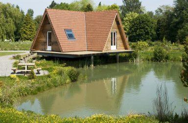 Gite Hellebore -Lodges de Malbrough