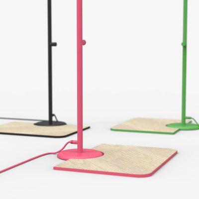 ZEE LEVANTINE Outdoor Shower with-Koro floorboard