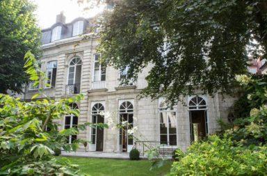 Clarance hotel, renaissance d'un hôtel particulier XVIIIe