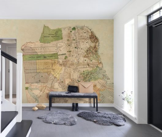 "Rebel Walls ""Maps"""