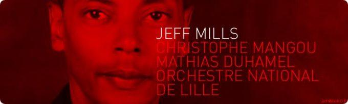 Concert de peinture® - Jeff Mills