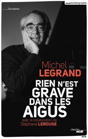 Michel Legrand / légende du cinéma et de la musique de film