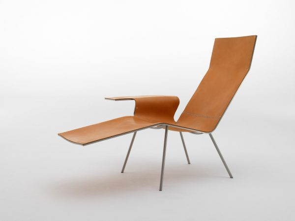 Leather chair LL04 (Pastoe 2004) - Maarten Van Severen