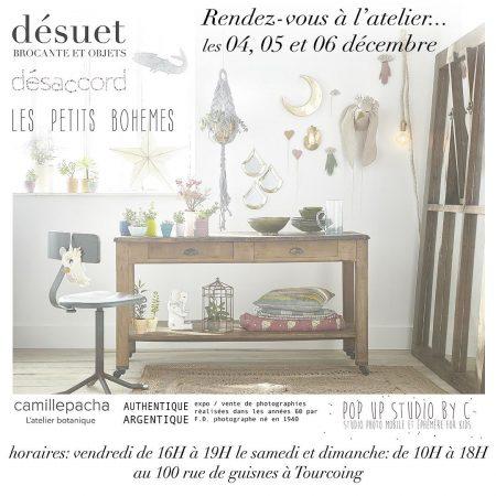 Vente Les Petits Bohèmes - Tourcoing