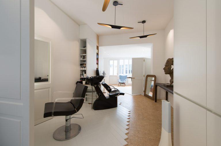 Théâtralisation d\'un salon de coiffure privé / Atypik Lille ...