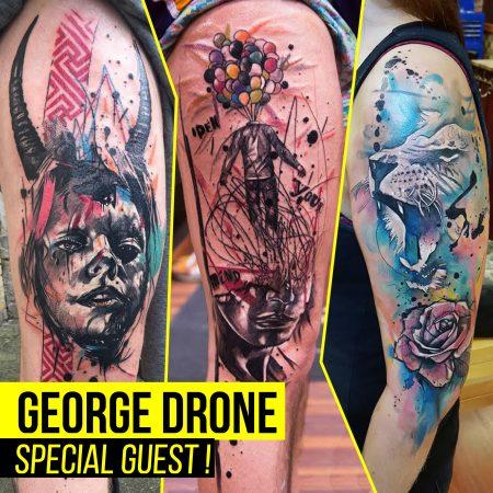 Lille Tattoo Festival George-Drone