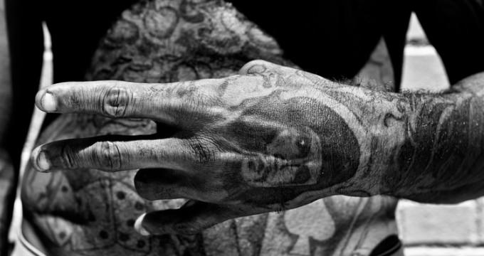 Lille Tattoo Festival - Kevin Vast