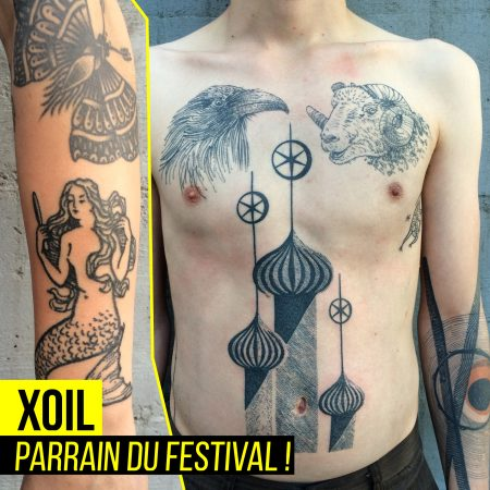 Lille Tattoo Festival - Xoil