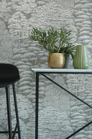 Ateliers Sansone - Console marbre blanc