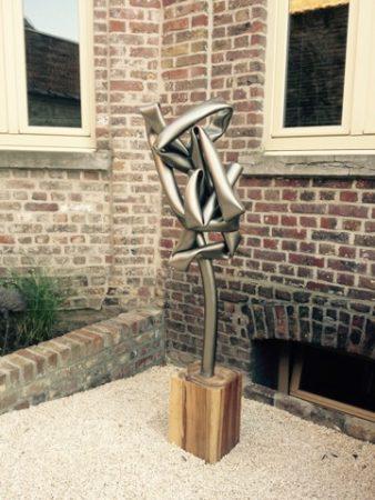 Sculptures contor-pression Jean-François Réant