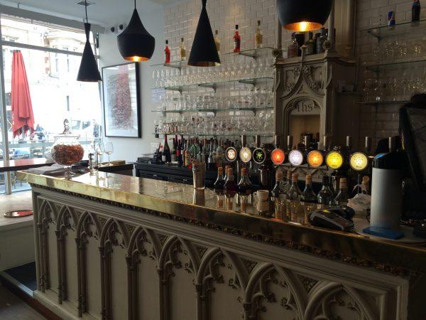 Bar du Moulin d'Or Lille
