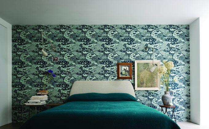 Farrow & Ball - Papier-peint Gable