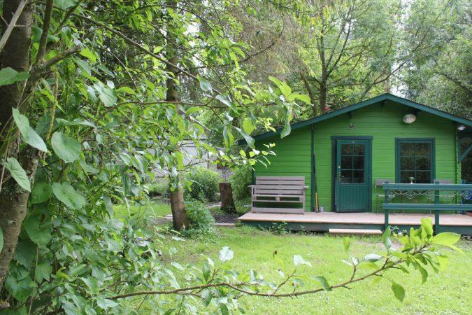 La cabane verte - D'une île à l'autre