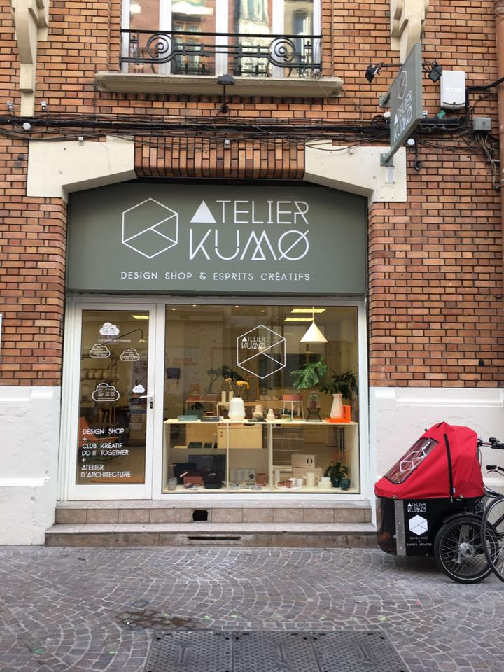 Atelier kumo boutique et atelier de cr ations design et d for De atelier architects