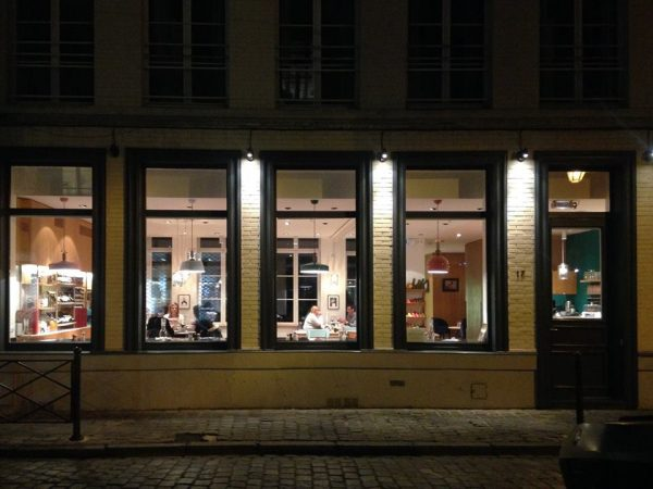 Pablo & Valentina, salon de thé Lille