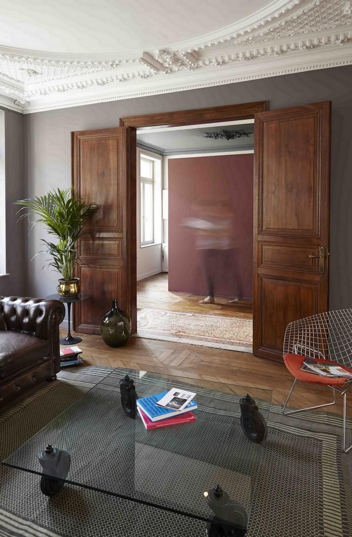 Atelier plux dans ses bureaux roubaix emmanuelle morice for Decoration interieur maison bourgeoise