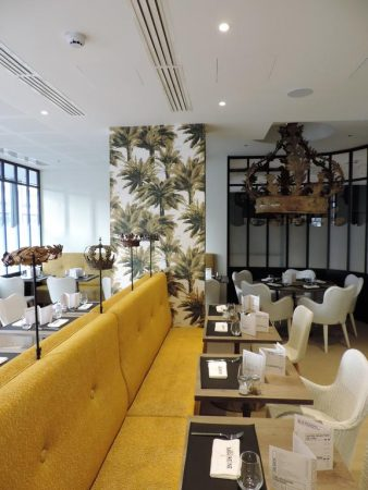 Restaurant Ma Reine - Hôtel l'Arbre Voyageur 2