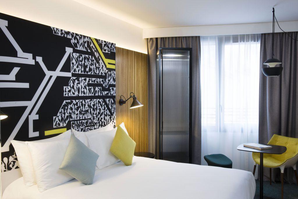 Model D Chambre D Hotel Dessin : Drawing hôtel hymne au dessin contemporain emmanuelle