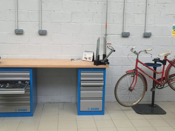 TechShop - Atelier velo