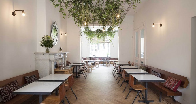 CHYL café Bruxelles