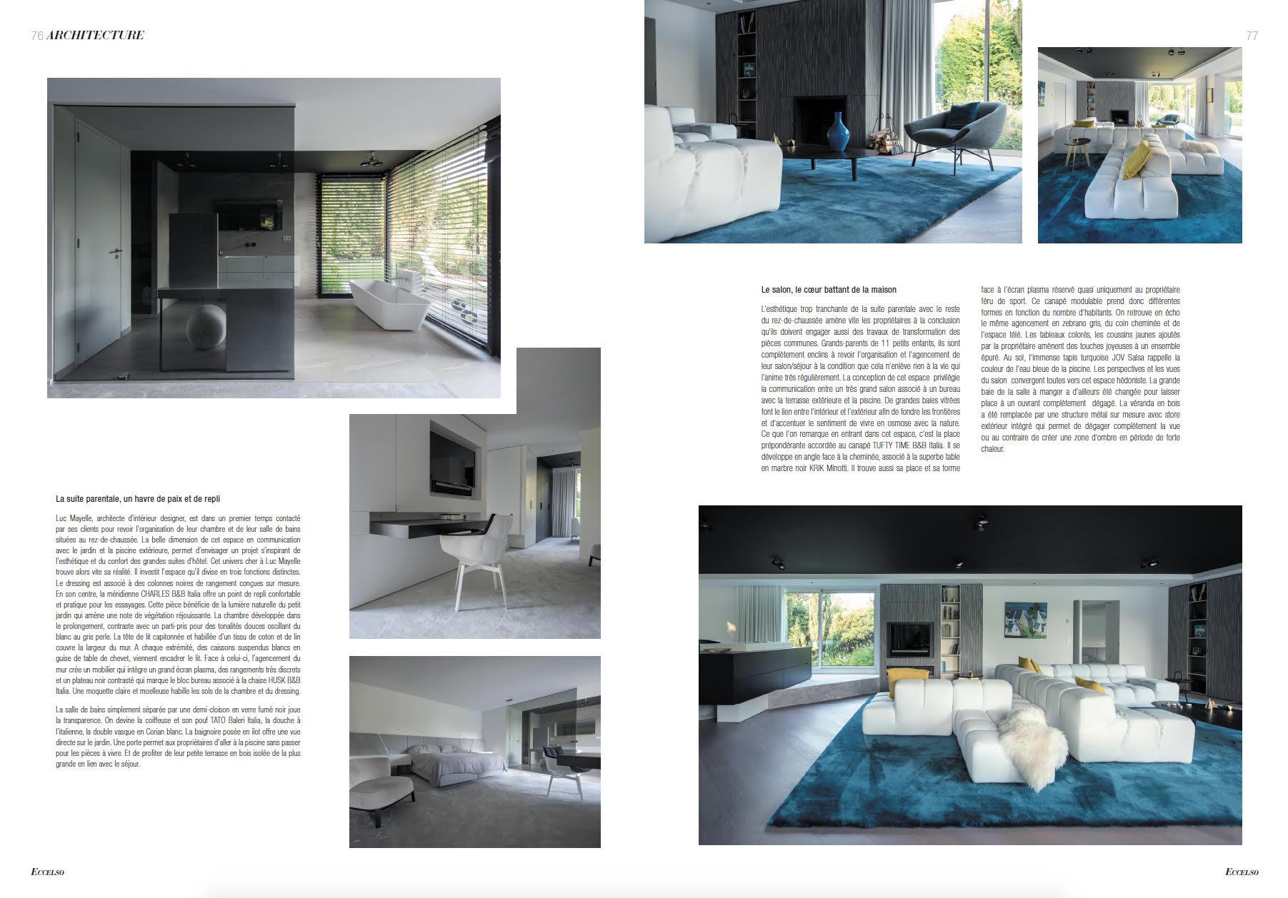mes sujets dans eccelso magazine emmanuelle morice. Black Bedroom Furniture Sets. Home Design Ideas