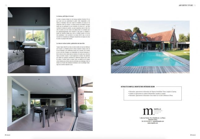 Mayelle architecture et design - Eccelso Magazine