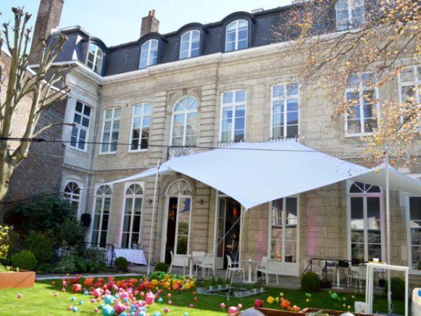 Clarance hôtel - Terrasse Lille