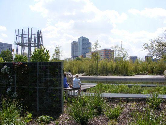 5 terrasses lille pour se mettre au vert emmanuelle morice - Jardin villemin lille ...