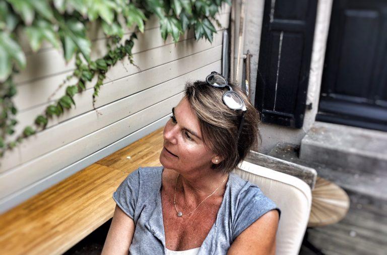 Invitation chez Constance Evrard, styliste déco