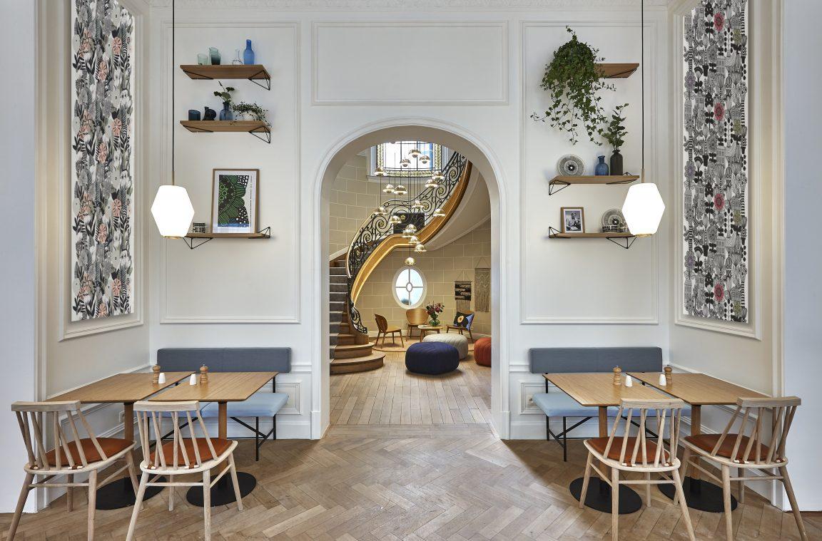 H Tel Hygge Bruxelles Bien Tre La Mode Scandinave