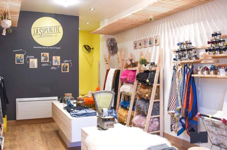 La superette à Lille, produits mode et déco 100% nordistes