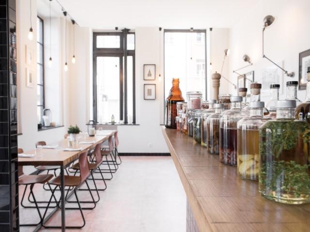 restaurant le s bastopol lille emmanuelle morice. Black Bedroom Furniture Sets. Home Design Ideas