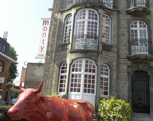 Monty Hôtel à Bruxelles, insolite et design