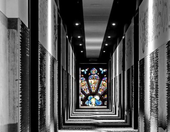 Martin's dream Hôtel à Mons – Belgique. L'envergure des vestiges de l'histoire