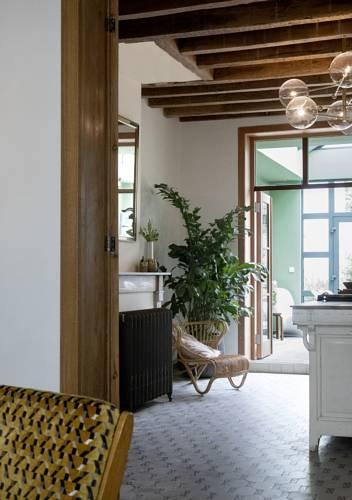 The GreenHouse, rafraîchissant B&B à Anvers